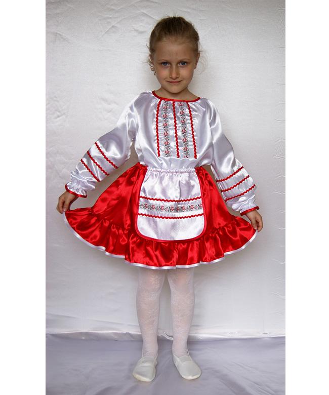 Украинский народный костюм цена 1 500 руб заказать в