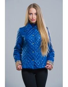 Куртка модель №9 бербери василек. Размер 42-50