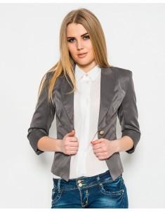 Пиджак модель №9 графит. Размер 42-50