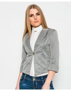 Пиджак модель №9 серый. Размер 42-50