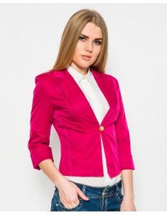 Пиджак модель №9 малиновый. Размер 42-50