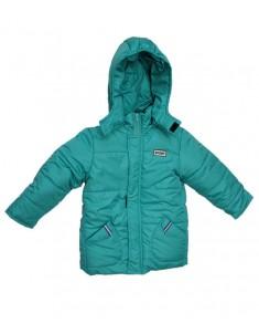 Куртка Европейка демисезонная Морская волна для мальчика
