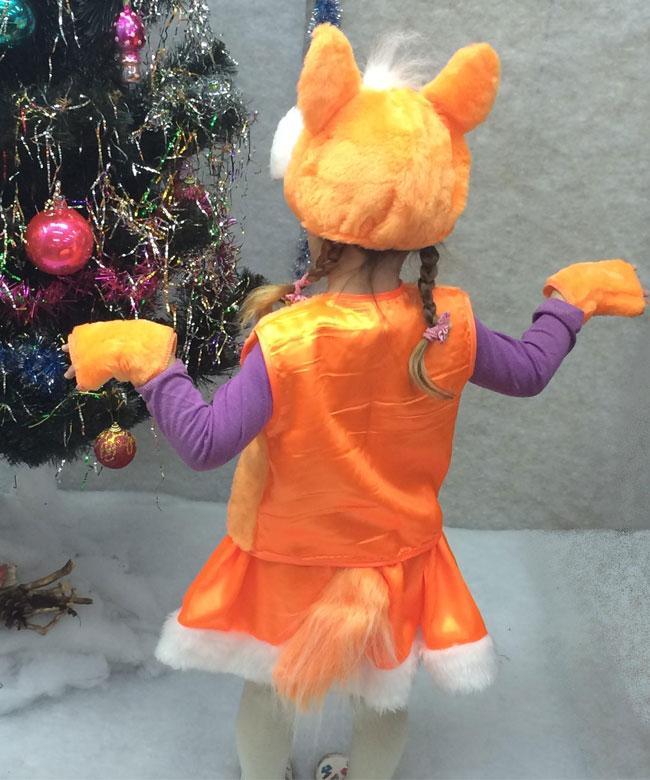 Костюм лисы своими руками Как сделать костюм лисы для мальчика? 46