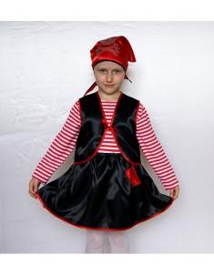 """Карнавальный костюм """"Пират"""" для девочки"""