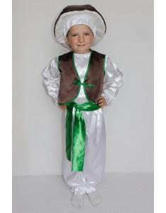 Костюм карнавальный детский гриб Боровик мальчик