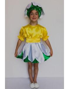 Костюм карнавальный детский Ромашка для девочки