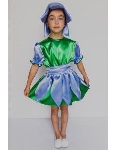 Костюм карнавальный детский Пролесок для девочки