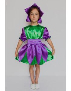 Костюм карнавальный детский Колокольчик для девочки