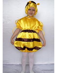 "Карнавальный костюм ""Пчела №1"" желтый"