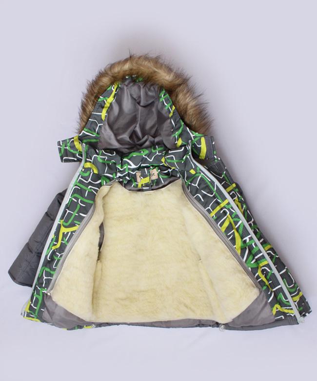 Купить зимнюю кожаную куртку с мехом в москве