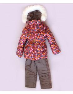 "Зимний костюм ""Резинка зверята"". Возраст: 1; 2; 3; 4 лет."
