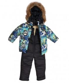 Зимний костюм для мальчика Слалом