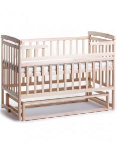 Кроватка детская трансформер Лодочка без ящика