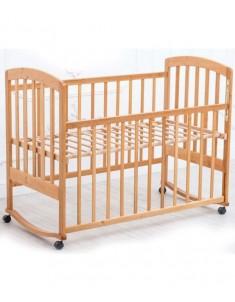 Кроватка детская Lama нелакированная