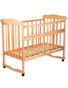 Кроватка детская Легкость нелакированная
