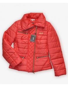 Куртка подростковая на девочку малина. Размеры 44-48