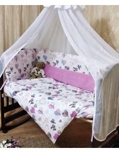 Комплект постельного детского белья Цельная Защита