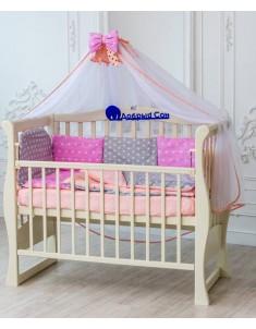 Комплект постельного детского белья Эко