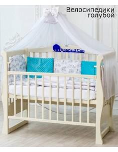 Комплект постельного детского белья Минки