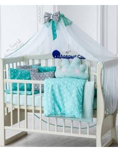 Комплект постельного детского белья Облако