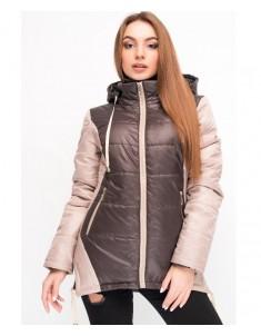Куртка демисезонная женская модель №24. Размеры 44-52