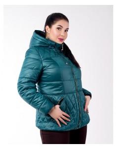 Куртка женская осенняя модель №27. Размер 46-54