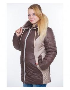 Куртка модель №26 шоколад. Размер 48-64