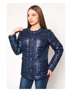 Куртка модель №29 синяя. Размер 44-52