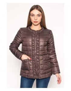 Куртка модель №29 шоколад. Размер 44-52