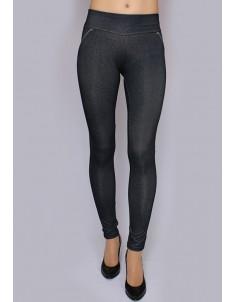 Лосины модель №17 джинс тонкие. Размеры 40-50