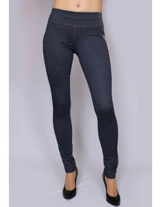 Лосины модель №34 джерси джинс. Размеры 40-50