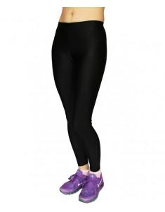 Лосины спорт черные из бифлекса. Размеры 42-58
