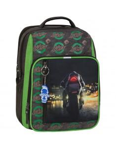 Рюкзак школьный модель Школьник 327 хаки 270к