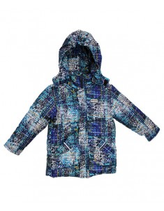 Куртка Европейка демисезонная Мозаика для мальчика