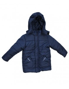 Куртка Европейка демисезонная Синяя для мальчика