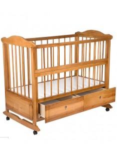 Кроватка детская Комфорт нелакированная